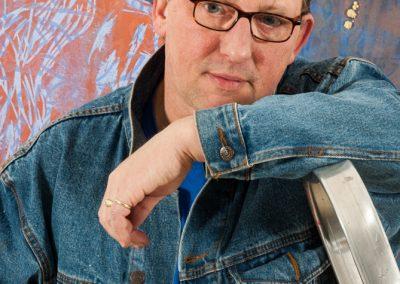 Jiri Keuthen, Künstler