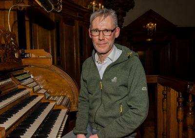 Andreas Sieling, Domorganist im Berliner Dom