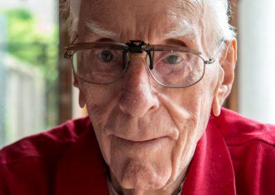 Peter Limbourg, deutscher Diplomat, 100 Jahre